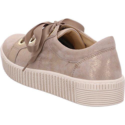 Mujer Negocios Calle calzado Exterior Deporte Uk de casual 23 calzado Deportivo muschel mínimo zapatilla calzado 330 5 De cordones 5 ocio Gabor PE8q0wO