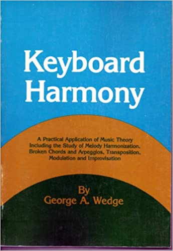 Modern Harmony in the Theory and Practice (Classic Reprint)