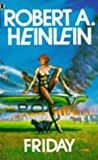 Front cover for the book Friday by Robert A. Heinlein
