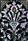 Paperblanks Intricate Inlays Damas Marble