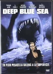 Deep Blue Sea [DVD]
