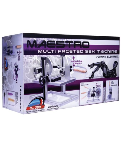 Maestro Deluxe Sex Machine by Sex Toys Online Store