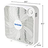 Hurricane HGC736501 Floor Fan-20 Inch, Classic