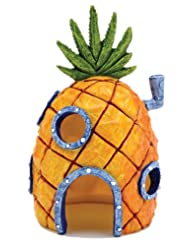 Nickelodeon\'s SpongeBob SquarePants Small 6 Inch Pineapple H...