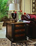 preston end table - Hooker Furniture Preston Ridge Wood Top 3 Drawer Chairside Chest