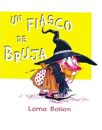 Un Fiasco de Bruja (Spanish (Bruja Halloween)