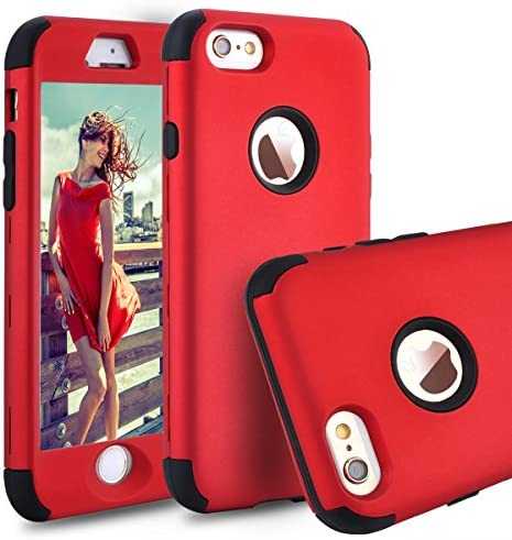 iPhone Power Shockproof Resistant Protective