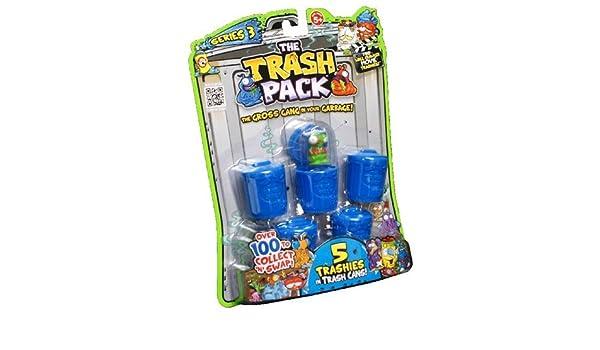 Moose Toys Series 3 The Trash Pack, by Moose Toys: Amazon.es: Juguetes y juegos