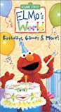 Elmos World - Birthdays, Games & More [VHS]
