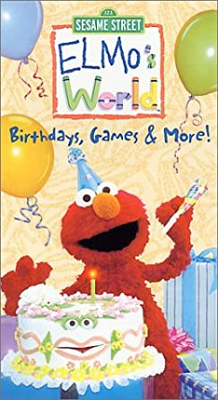 Amazon Elmos World