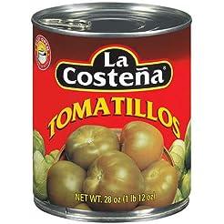 Whole Tomatillos in Can 28oz No Preserva...