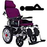 Best Electric Wheelchairs - Heavy Duty Electric Wheelchair With Headrest,foldable Folding And Review