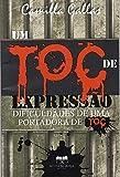 capa de Um TOC de Expressão, dificuldades de uma portadora de TOC