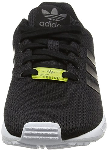 adidas Zx Flux C, Zapatillas de Deporte Unisex Niños Negro (Core Black/core Black/footwear White)