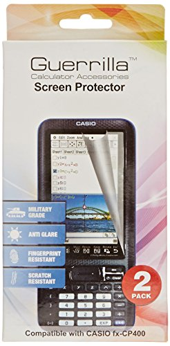 Guerrilla Military Grade Screen Protector for Casio Classpad