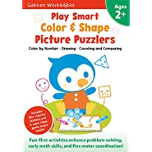 Play Smart Color and Shape Puzzlers 2+