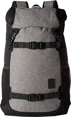 - Nixon Men's Landlock Backpack SE II Gray Speckle One Size