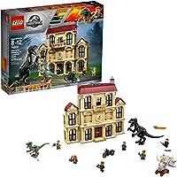LEGO Jurassic World Indoraptor Rampage at Lockwood Estate...