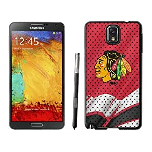 Free Shipping NHL Chicago Blackhawks Samsung Galaxy Note 3 Case 03_14764 Cell Phone Cases Protector