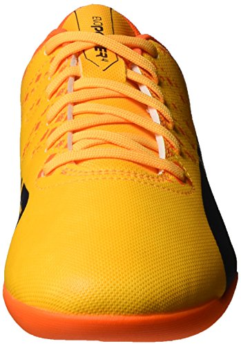 Puma Evopower Vigor 4 It, Botas de Fútbol para Hombre Naranja (Ultra Yellow-Peacoat-Orange Clown Fish 03)