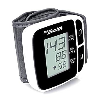 Pyle PHBPBW40BK Muñeca Automático - Tensiómetro (AAA, LCD, 80 mm, 60 mm, 75 mm, 250 g): Amazon.es: Hogar