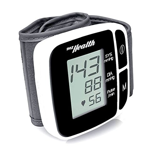 Pyle PHBPBW40BK Bluetooth Pressure Monitor