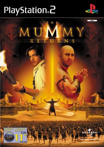 The Mummy Returns (PS2)