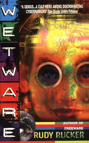 Book cover for Wetware