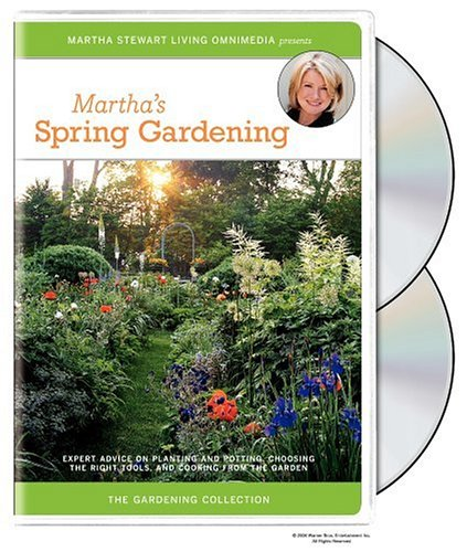 The Martha Stewart Gardening Collection - Martha's Spring Garden by Martha Stewart