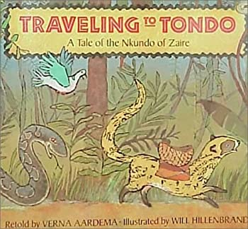 Traveling to Tondo: A Tale of the Nkundo of Zaire 067985309X Book Cover