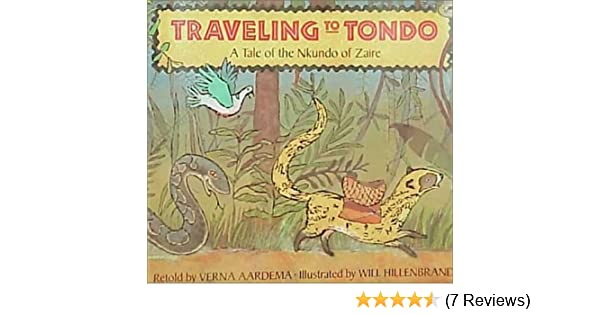 Traveling to Tondo: A Tale of the Nkundo of Zaire (Dragonfly