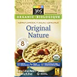 365 Everyday Value Organic Instant Oatmeal Original, 1.41 oz, 8 Count