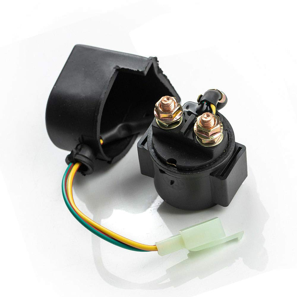 Starter Relay Solenoid Chinese Scooter ATV Moped 50cc 90 150cc 250cc GY6 Engine