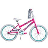 20'' Huffy Sea Star Girls' Bike, Pearl White