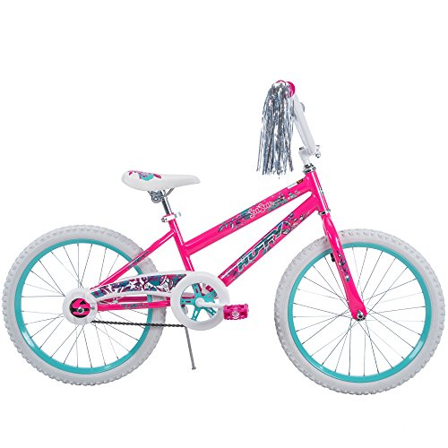 20'' Huffy Sea Star Girls' Bike, Pearl White by Huffy