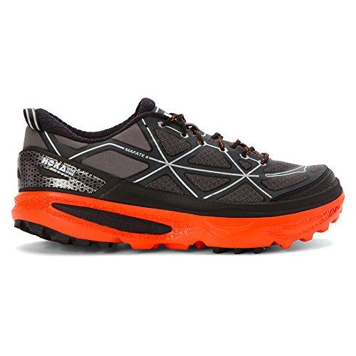 Hoka Mafate 4 Scarpe Da Trail Running - Aw16 Grigio