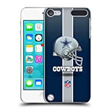 Official NFL Helmet Dallas Cowboys Logo Hard Back Case for iPod Touch 5th Gen / 6th Gen