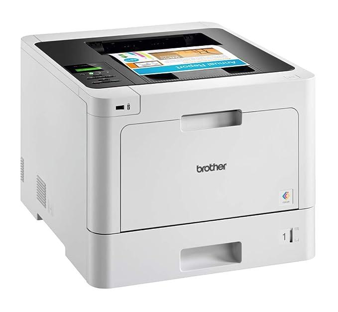 Brother HL-L8260CDW - Impresora láser (Color, WiFi, Doble Cara, Pantalla LCD, Memoria de 256 MB)