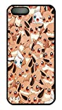 iPhone 5 Case, iPhone 5S Cases, iPhone SE Cover, Pokemon Eevee Day Hard Plastic Drop Protection Snap On PC Case Cover For iPhone 5 / iPhone 5S / iPhone SE
