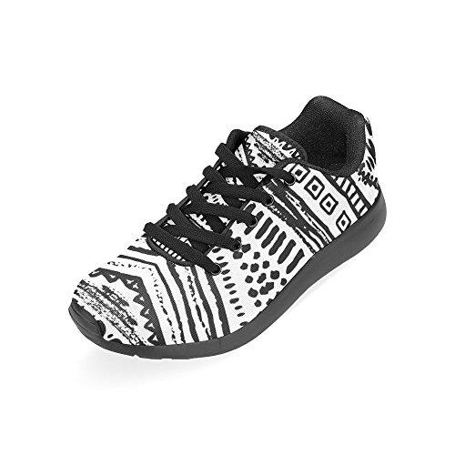 Interestprint Kvinners Joggesko Jogging Lette Sports Gå Atletisk Sneaker Multi 1