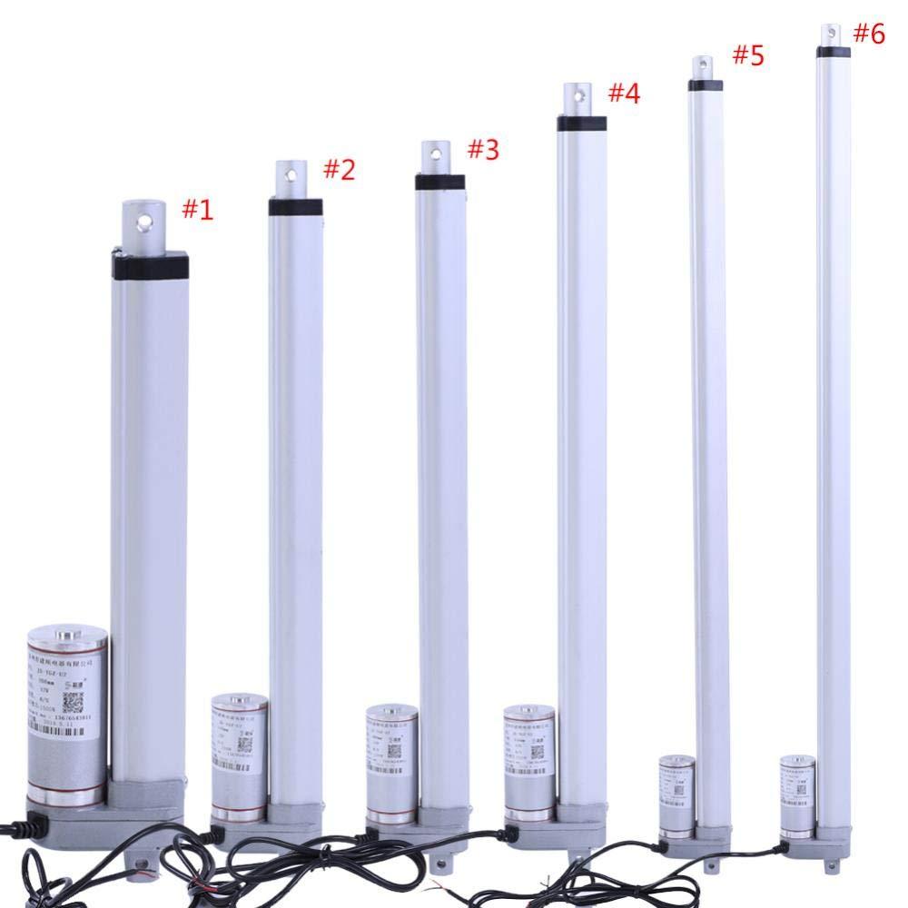 elektrisches Sofa elektrischer St/änder usw 200 mm 1500N Linearantrieb 24V Linearantrieb Elektrischer Linearmotor f/ür elektrisches medizinisches Bett