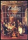Zadig: o el destino par Voltaire