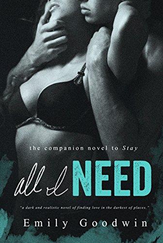 All I Need (A Dark Romance Novel)