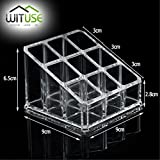 GreenSun(TM) Clear Display Box Saving Space Desktop Comestics Makeup Storage Drawer Type Box Cosmetic Organizer