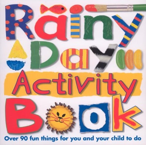 Rainy Day Activity Book (Priddy Books Big Ideas for Little People)