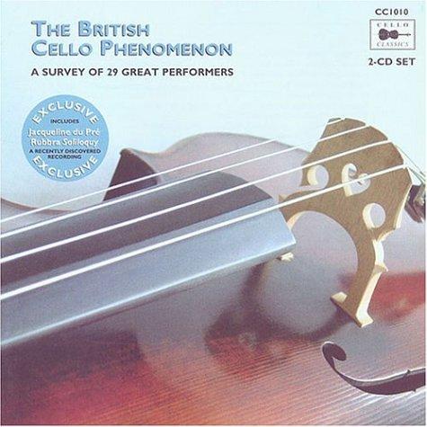 (British Cello Phenomenon)