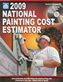 img - for 2009 National Painting Cost Estimator book / textbook / text book