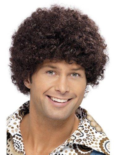 70s Disco Dude Wig Costume Accessory -