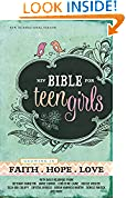 #8: NIV, Bible for Teen Girls, Hardcover: Growing in Faith, Hope, and Love