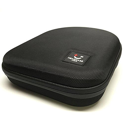 Protective Case for Audio-Technica Headphones ATH-MSR7GM, ATH-MSR7 BK, ATH-M40X, ATH-M50, ATH-M50x, ATH-M40 fs, ATH-M50X, ATH-M70x,,ATH-M40x-SG-6, ATH-M70X-SG-5, ATH-PRO700 MK2